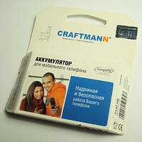 Nokia Аккумуляторная батарея Nokia BL-4J 600 620 Lumia C6-00 CRAFTMANN (1200mAh)