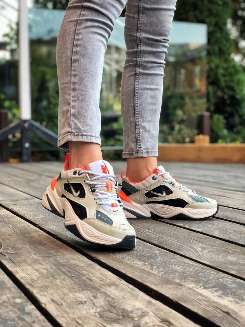 Кроссовки женские Nike M2K Tekno.Стильные женские кроссовки.