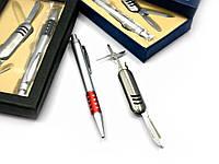 Набор: ручка с перочинным ножом
