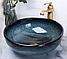 Накладная раковина для ванной Nordic Above Counter. Модель RD-447, фото 2