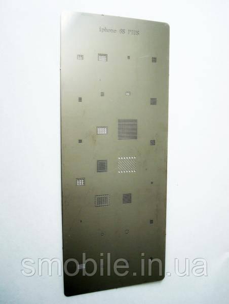 Оборудование Трафарет BGA iPhone 6S Plus (26 в одном)