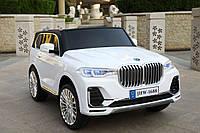 Електромобіль Kidsauto BMW X7 4Х4 Білий (JHW-1688 White)