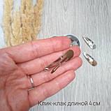Хлопушка для волос, тик-так, 4 см, фото 2
