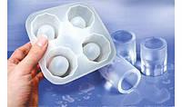 Форма для ледяных стаканчиков, ледяные стаканы