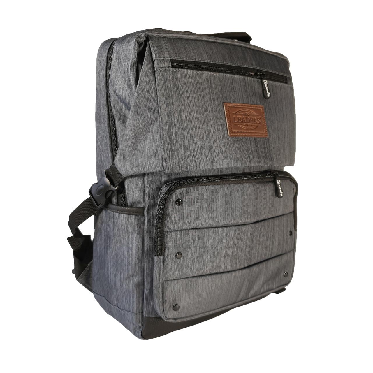 Городской рюкзак для ноутбука Leadfas