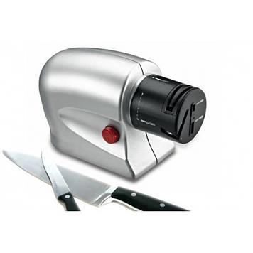 Точилка для ножей Sharpener. Электрическая точилка для ножей и ножниц GTM Sharpener