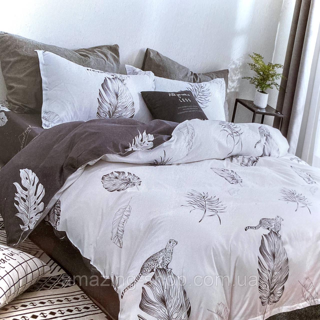 Постельное белье ( простынь на резинке ) | Двуспальный комплект постельного белья | Постільна білизна
