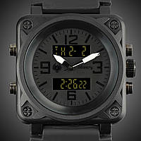 Мужские наручные часы INFANTRY Mens MILITARY BLACK