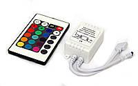 RGB контроллер 72 Вт 24 кнопки, фото 1