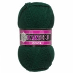 Пряжа для вязания Гонка KARTOPU т.олива 480