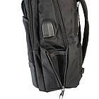 Городской рюкзак для ноутбука с AUX,USB Leadfas, фото 5