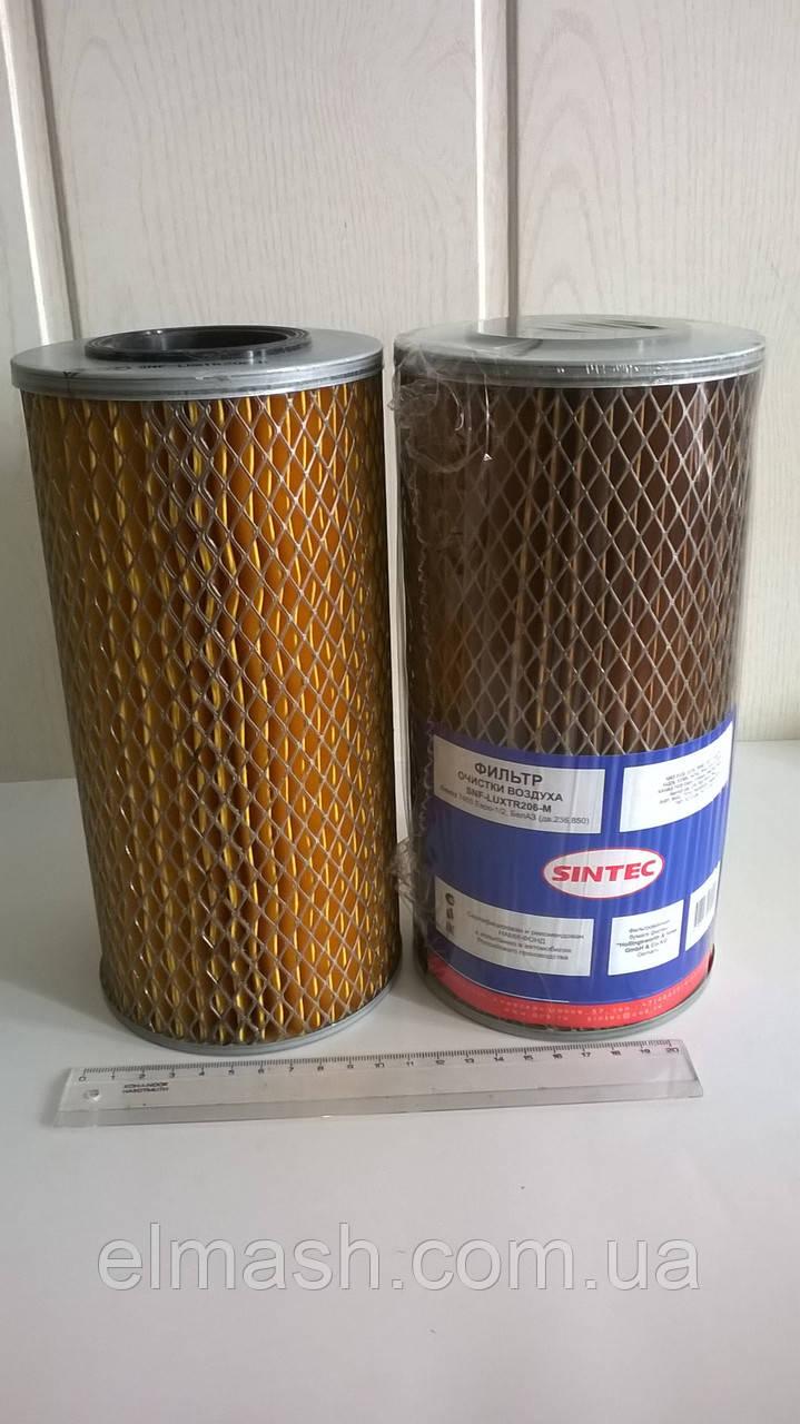 Элемент фильтрующий масляный МАЗ, УРАЛ, КРАЗ  (пр-во SINTEC)