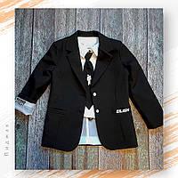 Пиджак модный оверсайз