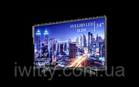 """Телевизор JVC 34"""" Smart-TV/Full HD+DVB-T2+USB Android 9.0, фото 2"""