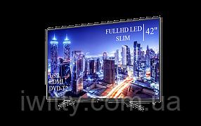"Телевізор JVC 42"" FullHD+DVB-T2+USB, фото 2"