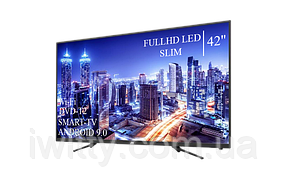 """Телевизор JVC 42"""" Smart-TV+Full HD+DVB-T2+USB Android 9.0, фото 2"""