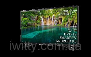 "Телевизор Toshiba 32"" Smart-TV+Full HD+DVB-T2+USB  Android 9.0, фото 2"