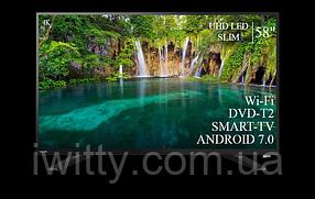 "Телевизор Toshiba 58"" Smart-TV+DVB-T2+USB Android 7.0 4К/UHD, фото 2"