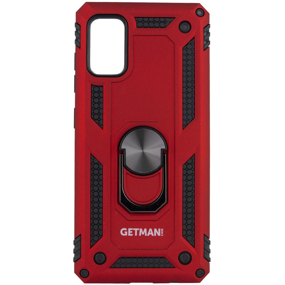Купить Samsung Galaxy A41 (36071) Красный чехол на самсунг а41
