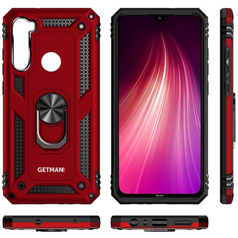 Купить Samsung Galaxy A21 (36068) Красный чехол на самсунг а21