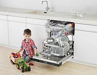 Посудомойки Electrolux могут больше