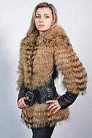 Куртка «трансформер» из енота , фото 1