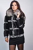 Куртка укороченная из стриженной нутрии , фото 1