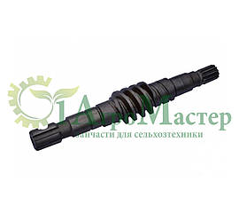 Червяк ГУР МТЗ под насос-дозатор Ф80-3406030