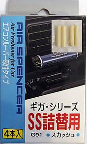Запасные меловые картриджи Eikosha Giga Cartrige - G 91 SQUASH