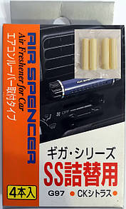 Запасные меловые картриджи Eikosha Giga Cartrige -  G 97 CK CITRUS