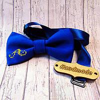 Дитячий метелик-краватка (ручна робота)  - БУКВИ
