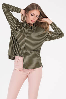 Женская рубашка BK-7639-12