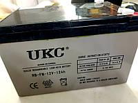 Аккумулятор 45012 12V 12A (Акб) для скутеров и мотоциклов 1212-12 (UKC