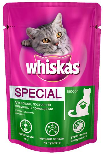 Whiskas Special • Вискас Спешел