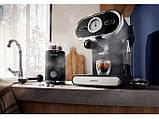 Эспрессо-машина Silvercrest SEM 1100 B3 1100 Вт 01476, фото 6
