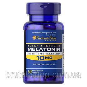 Puritan's Pride Melatonin 10mg (60caps)