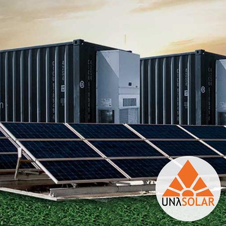 Системи накопичення та зберігання енергії