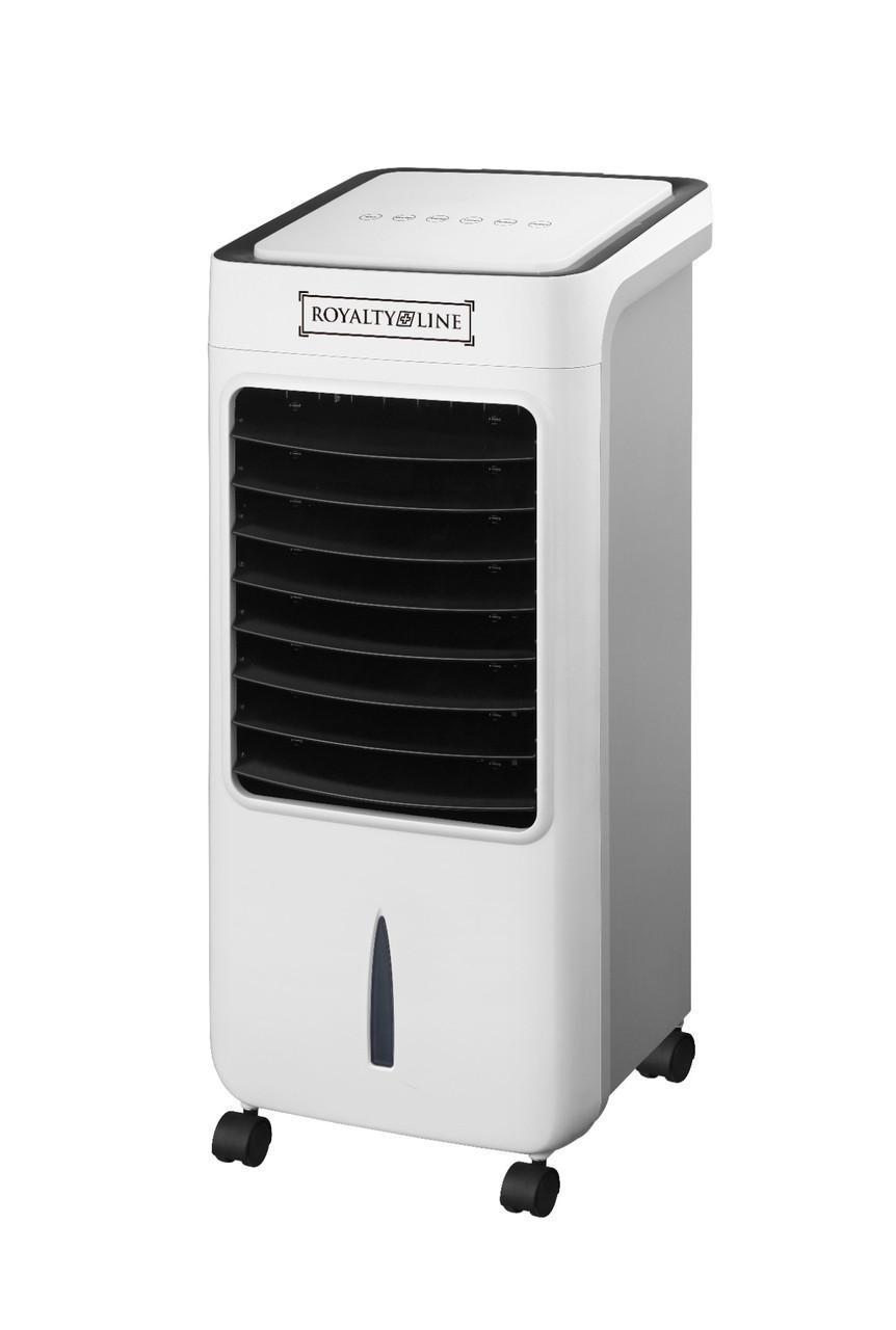 Кондиционер переносной Royalty Line, 4 в 1 вентилятор, охлаждение, увлажнение и очистка