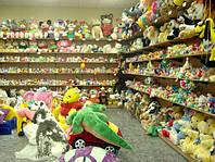 Организация магазина детских товаров.
