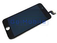 Дисплейный модуль (дисплей, экран) iPhone 6S черный оригинал (Китай)
