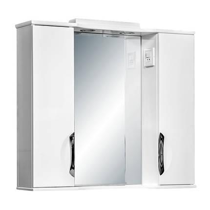 Зеркало зеркальный шкафчик 95 см, фото 2