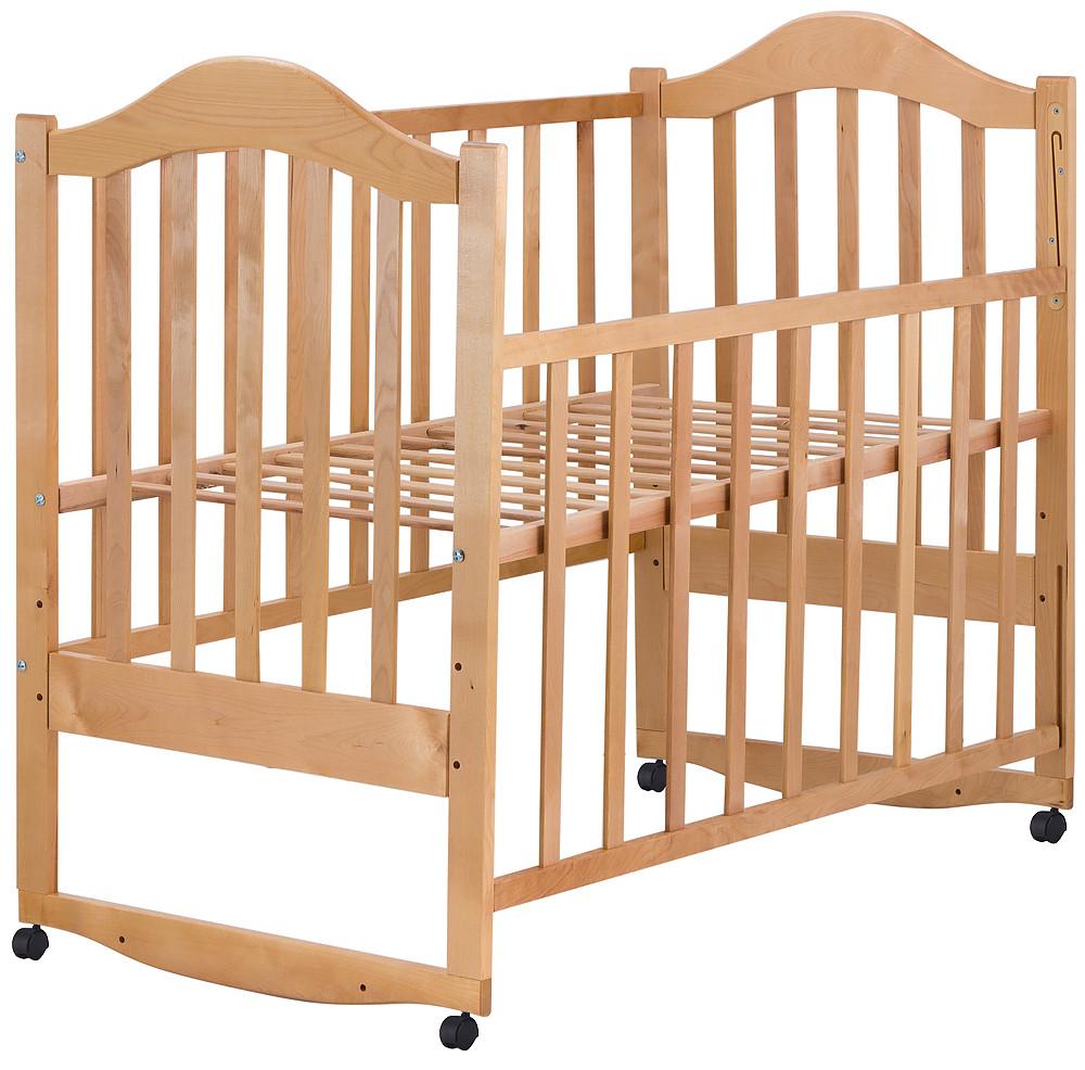 Ліжко Babyroom Діна D105 натуральна