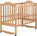 Ліжко Babyroom Діна D105 натуральна, фото 2