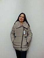 Полупальто женское с меховой подкладкой (№3423), фото 1