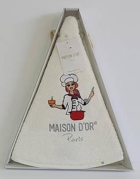 Полотенце Maison D'or Round Towel Q70см Ecru