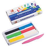 Пластилин «Луч Классика цвета» - 6 цветов, фото 3