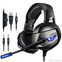 Игровые наушники ONIKUMA K5 Gaming Heaset PS4 PC Gamer Stereo Headphones with Mic