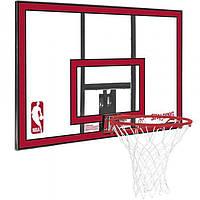 """Баскетбольный щит Spalding NBA Combo 44"""" (79351CN) + Бесплатная доставка"""