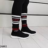 Кроссовки женские высокие А26882, фото 2