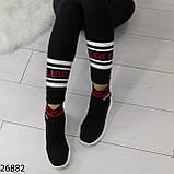 Кроссовки женские высокие А26882, фото 4